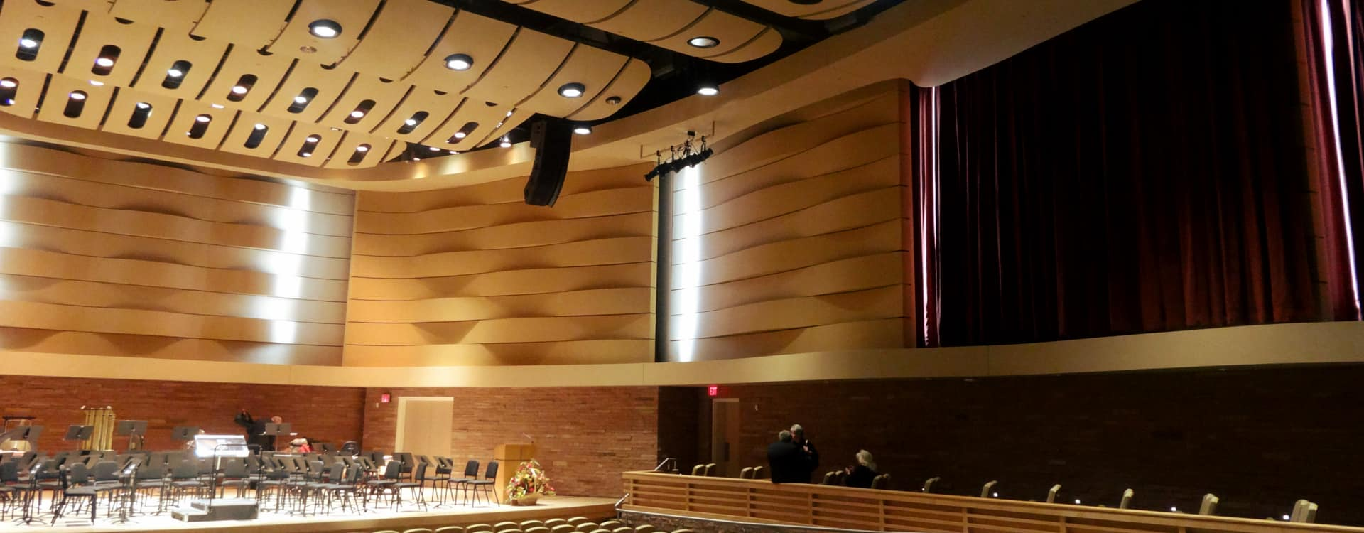 DLAA - D.L. Adams Associates, Architectural Acoustic and Acoustical Design, Audio Video Solutions, Architectural Acoustics, Auditorium acoustics, Mechanical Noise, and Vibration Control, On-Site Testing and Analysis, Acoustical Modeling, Expert Witness Testimony
