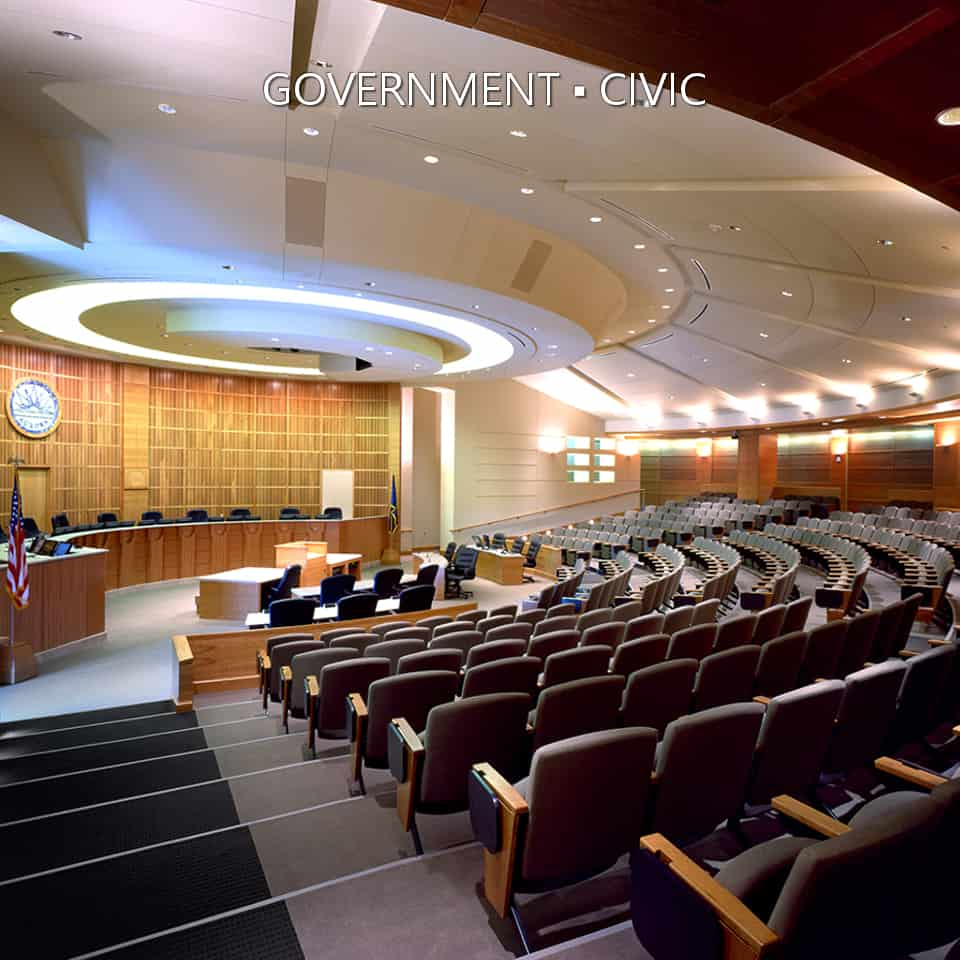 DLAA - D L ADAMS ASSOCIATES Acoustical consultants and engineers design acoustics for, Noise Control, sound isolation, acoustic privacy, HVAC Noise for all government agencies, and civic needs