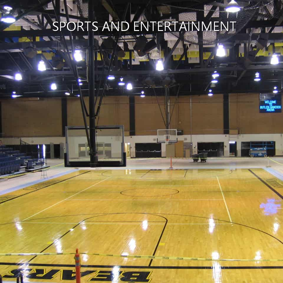 DLAA - D L ADAMS ASSOCIATES Acoustical consultants and engineers design acoustics for, Noise Control, sound isolation, acoustic privacy, HVAC Noise for all sports and entertainment venue acoustics needs sports and entertainment venue acoustics design, noise control and vibration control for over 40 years