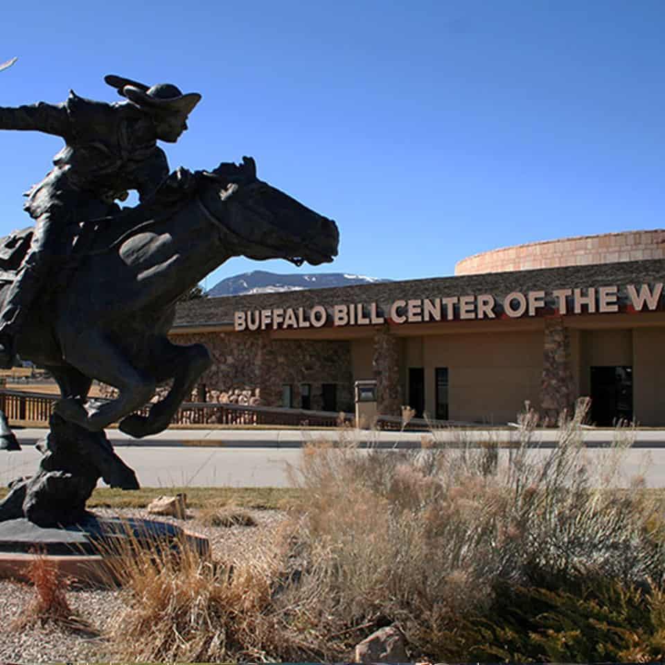 BUFFALO BILL HISTORICAL CENTER, Cody, WY DLAA, D L ADAMS ASSOCIATES, sports and entertainment venue acoustics, USA