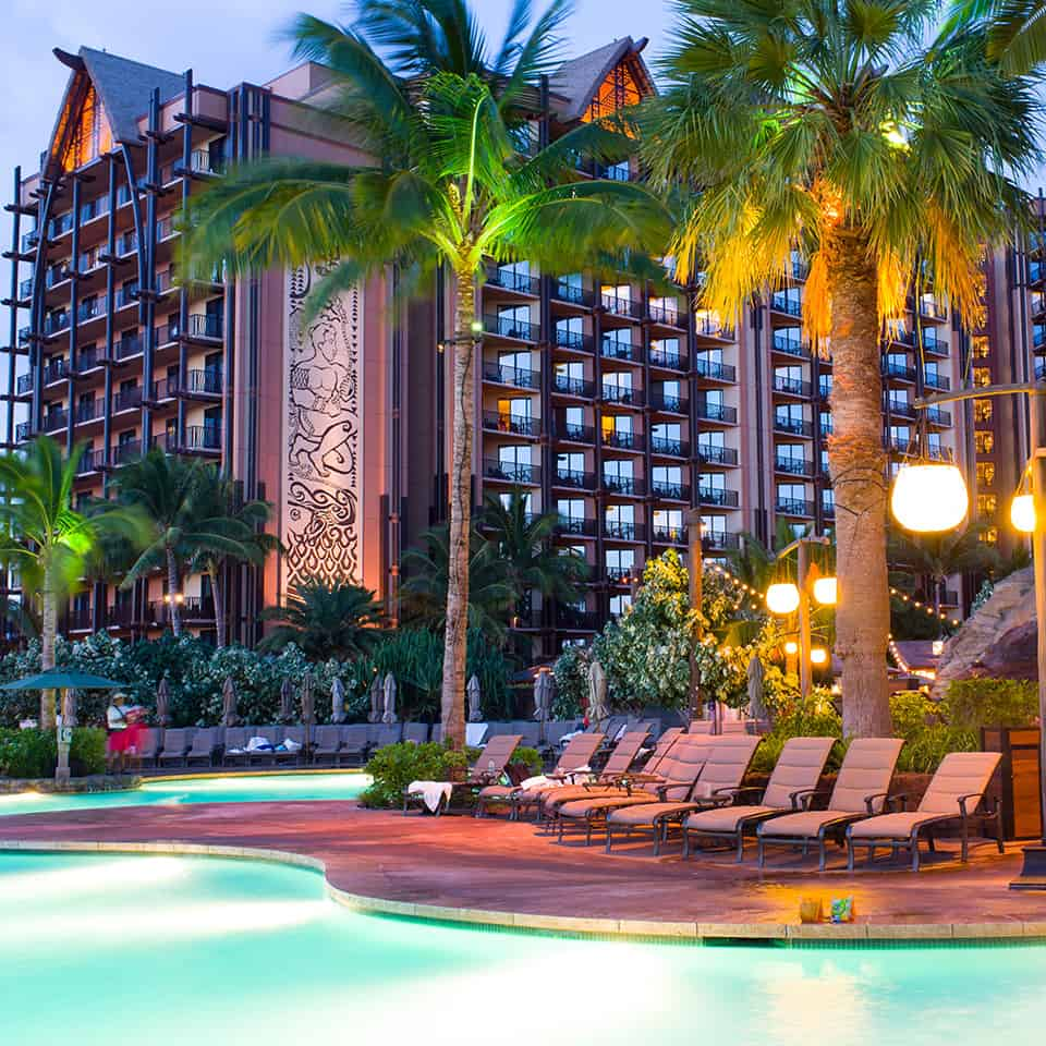 AULANI - A DISNEY RESORT, Kapolei, HI Acoustics by DLAA, D L ADAMS ASSOCIATES, Hospitality Acoustical Design Consulting, USA