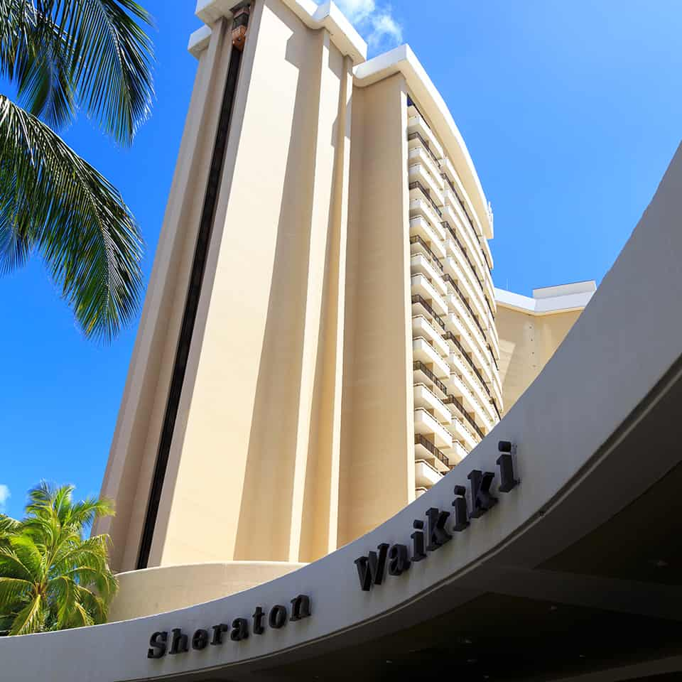 SHERATON WAIKIKI CONVENTION/CONFERENCE CENTER, Waikiki, Hawaii Acoustics by DLAA, D L ADAMS ASSOCIATES, Hospitality Acoustical Design Consulting, USA